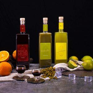 Sicilian Liqueurs